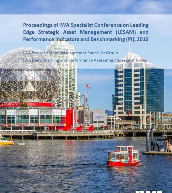 LESAM / PI 2019 conference in Vacouver presentations books