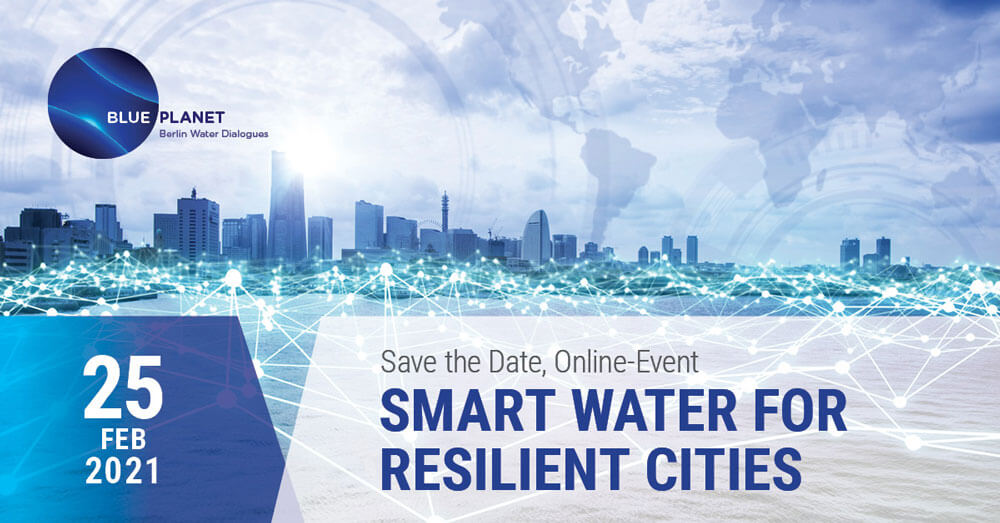 Smart Water for Resilient Cities
